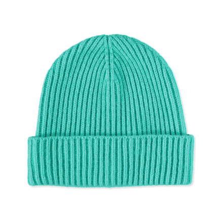 Cash/Wool Knit Beanie