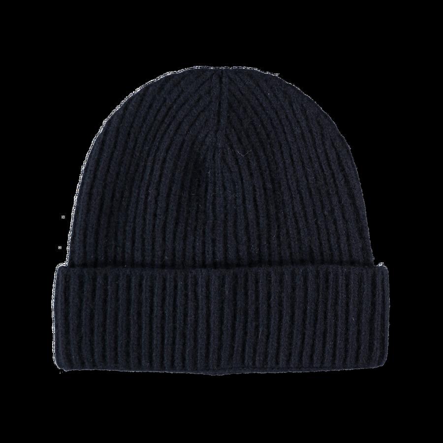 Cash/Wool Knit Beanie