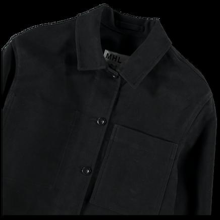 MHL Work Shirt Blazer Moleskin