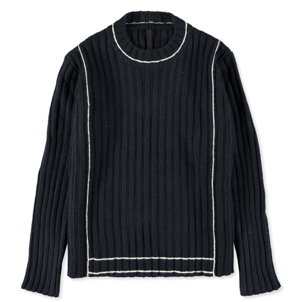 Rib Jumper Yak Wool