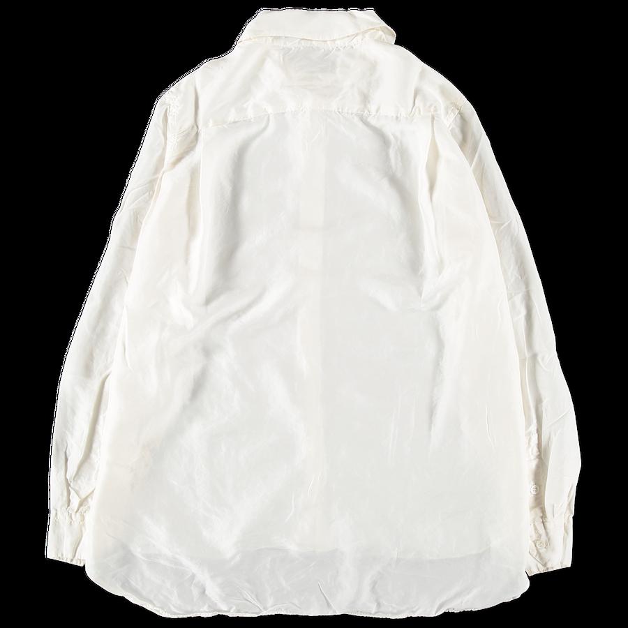 Marine Short Shirt Silk