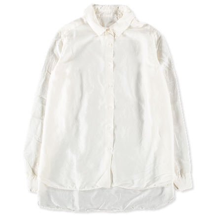 Marine Short Shirt Silk