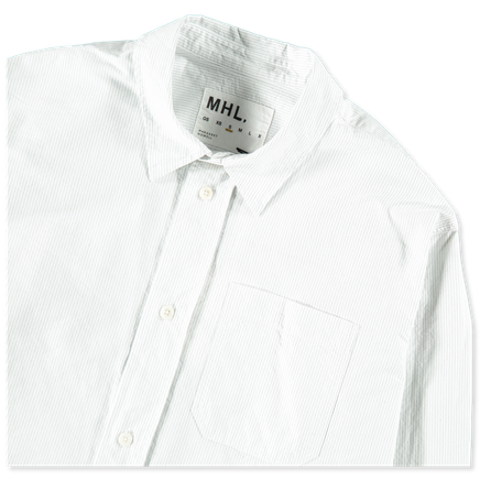 MHL Stripe Painters Shirt