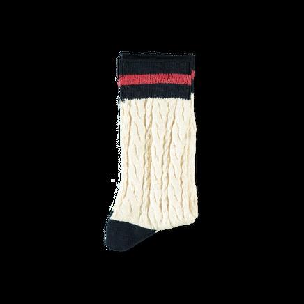 Torsades Socks
