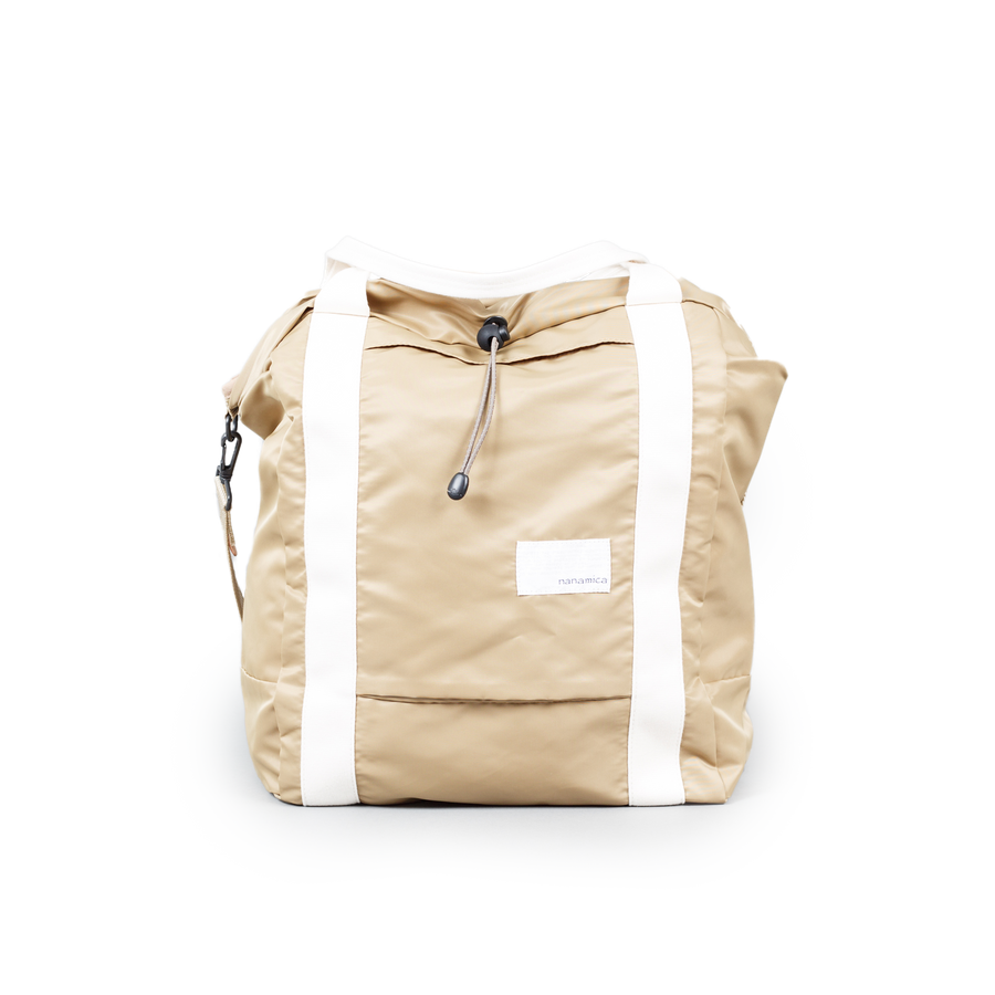 2way Nylon Twill Bag