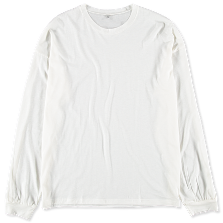 Michael L/S Tee Cotton Silk