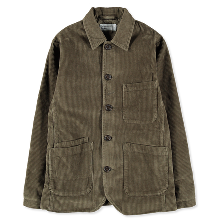 Corduroy Bakers Jacket