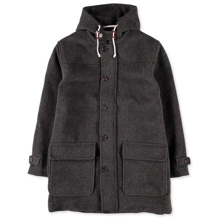 Heavy Melton Mountain Parka