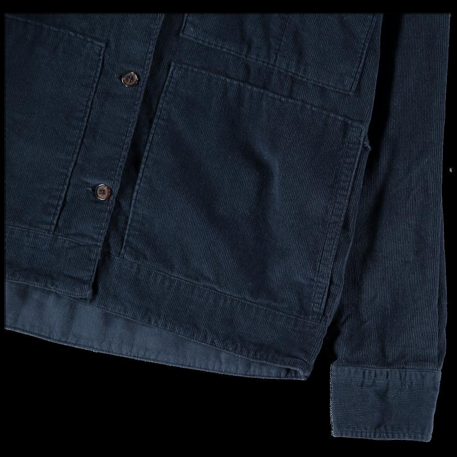 Fine Cord Uniform Shirt