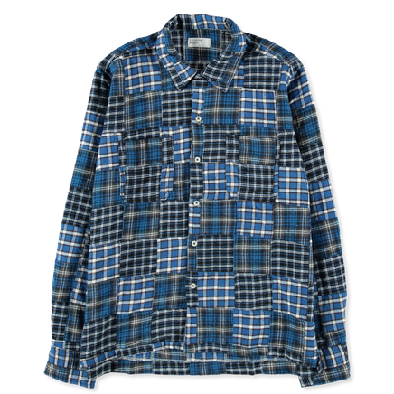 Patchwork Garage Shirt