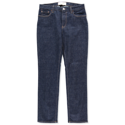 W' Highwaist Straight 5P Jeans