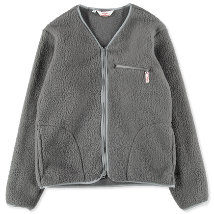 Fleece Lodge Cardigan