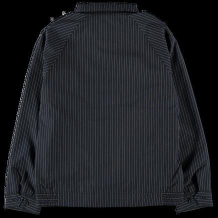 Bryan Pinstripe Jacket