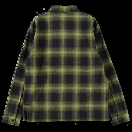 Plaid Zip Shirt