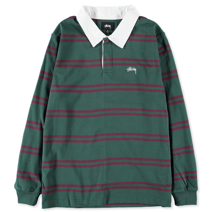 LS Stripe Rugby Shirt