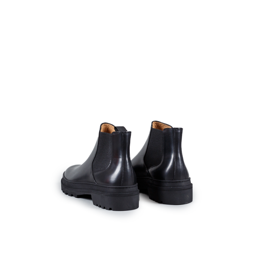 Marcus Leather Boot
