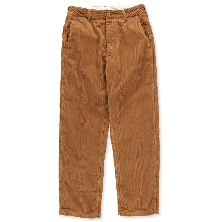 Corduroy Ground Pant