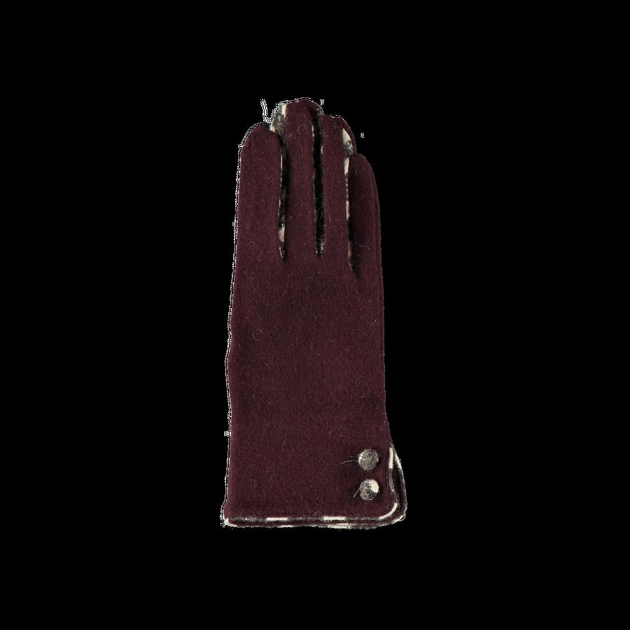 La Mer Wool Blend Gloves