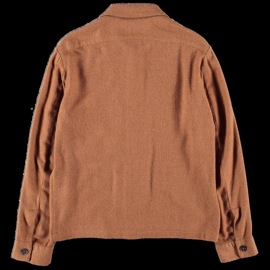 Cedro Puno Wool Overshirt