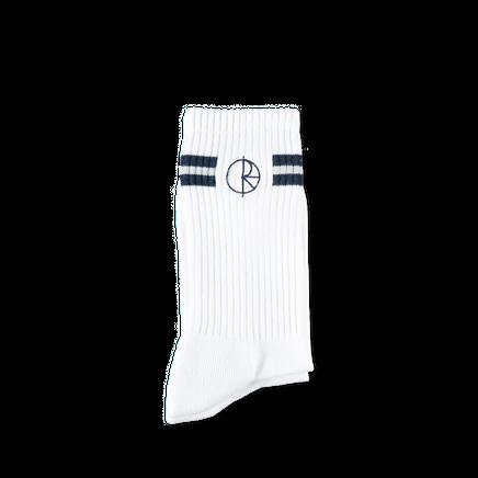 Stroke Logo Socks