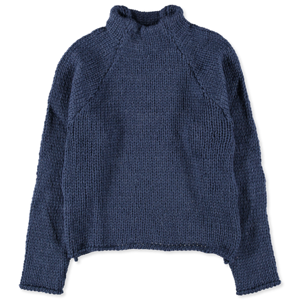 Fran Sweater Dusty Blue