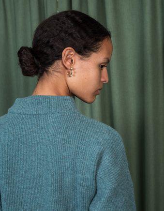 Helga Pocket Sweater