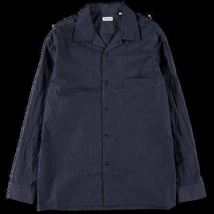 Open Collar Polin Shirt