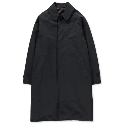 Raglan Fly Front Coat