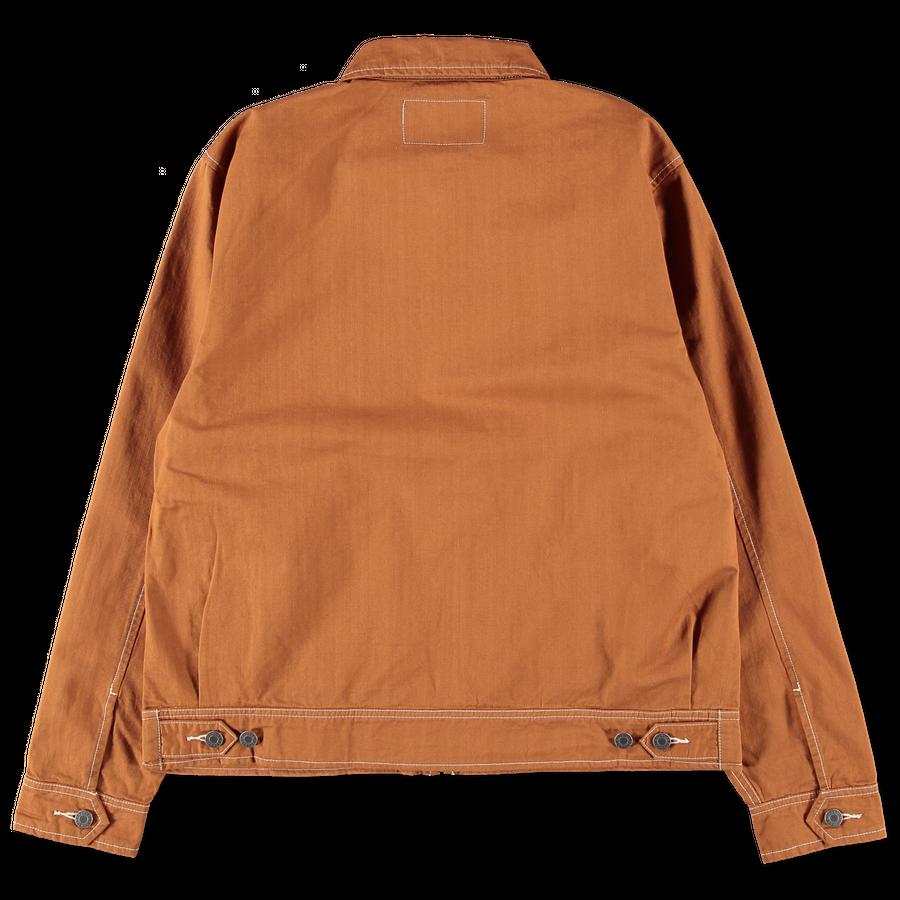 Herringbone Garage Jacket