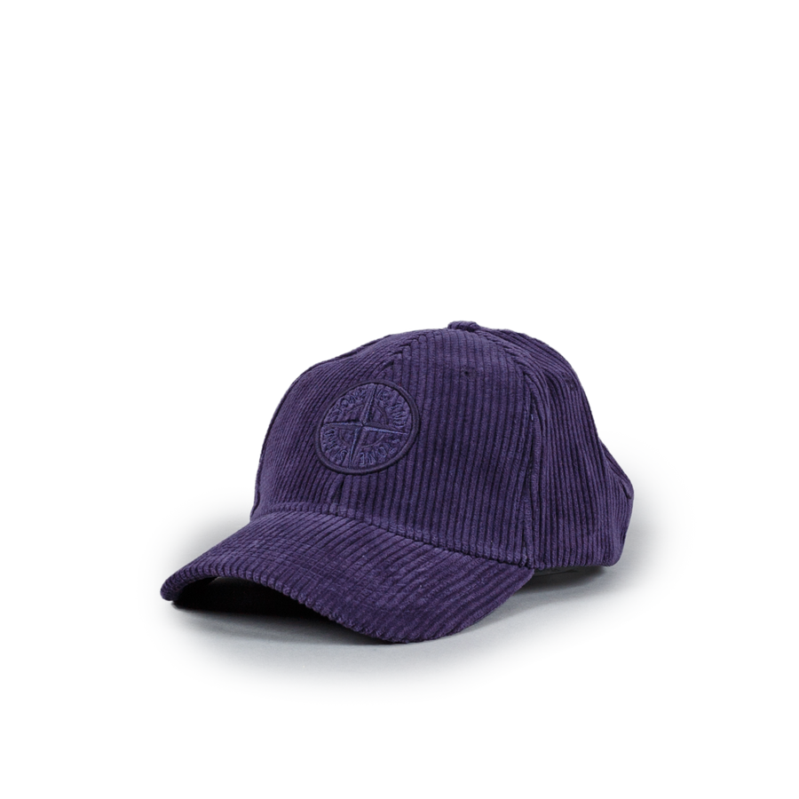 Compass Logo Corduroy Hat- 691599178v0026