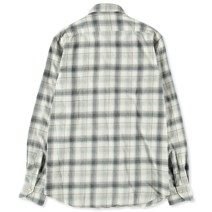 Washed Flannel Shirt