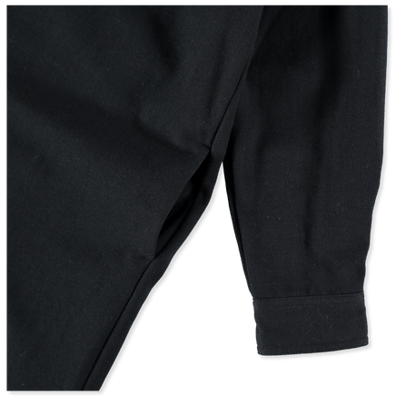 Stand Collar Long Shirt
