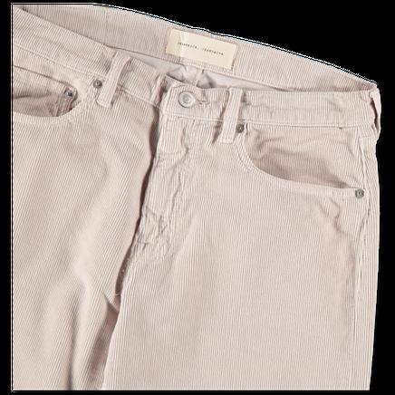 Men's tapered 5-pocket cord