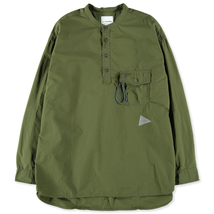 Cordura Typewriter Over Shirt