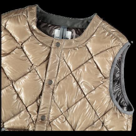 Diamond Stitch Vest