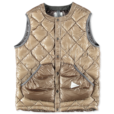 Diamond Stitch Vest