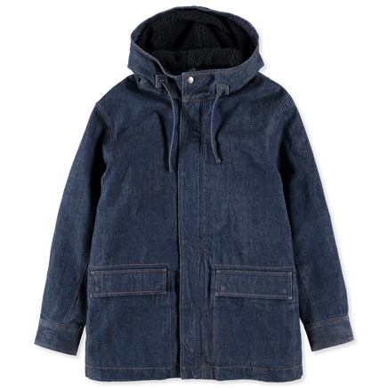 Roady Denim Parka