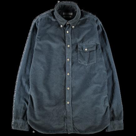 Washed BD Cord Shirt