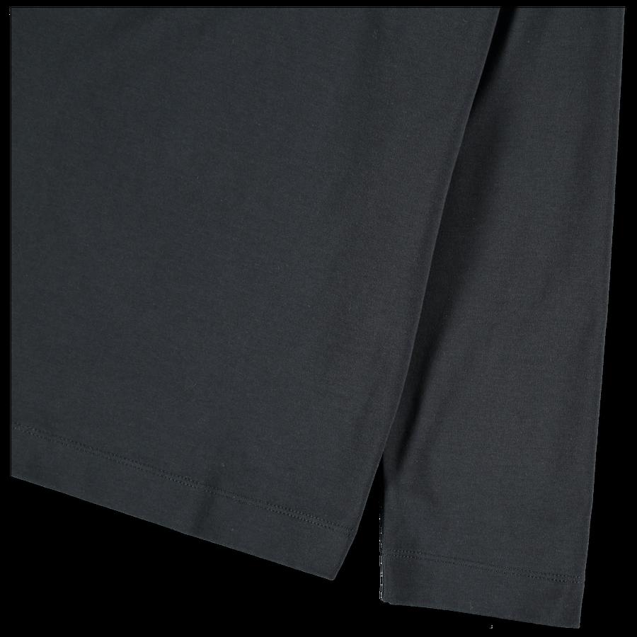 Long Sleeve Mockneck T-Shirt