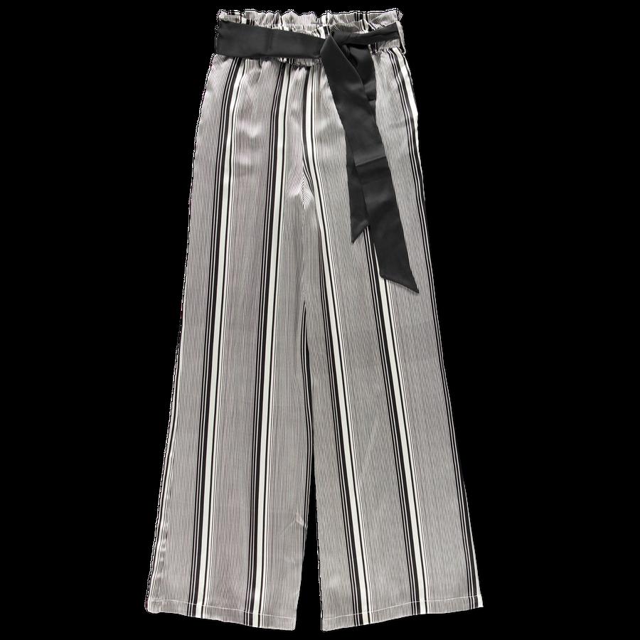 Wide Leg Trouser Silk