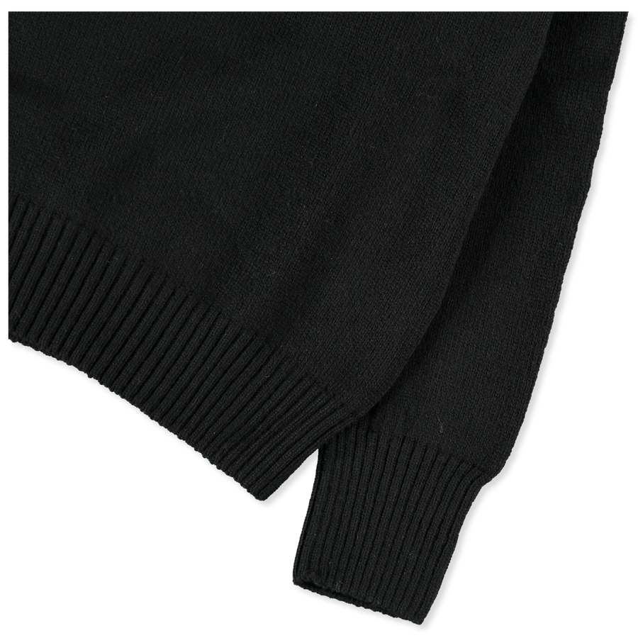 MHL Saddle Sleeve Roll Neck