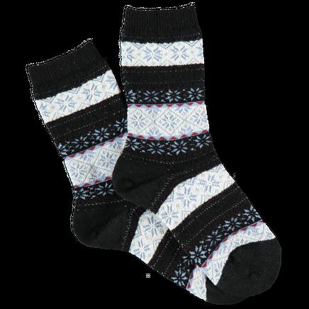 Oslo Socks Norwegian Pattern