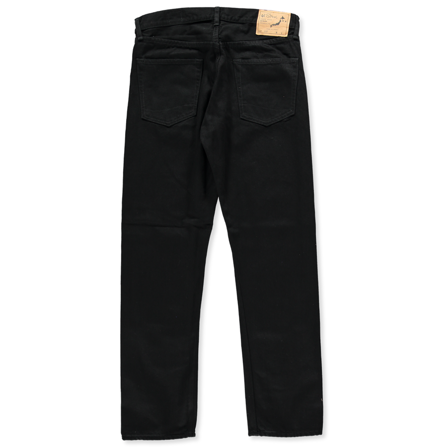 Ivy Fit 107 Black Denim
