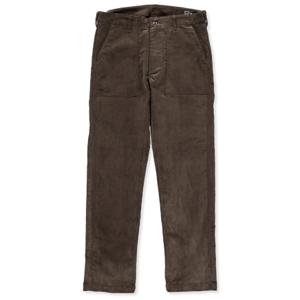 Slim Fit Corduroy Fatigues