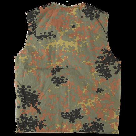 Reversible Flecktarn Camo Vest