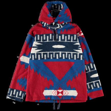 Long Sleeve Navajo Hoodie