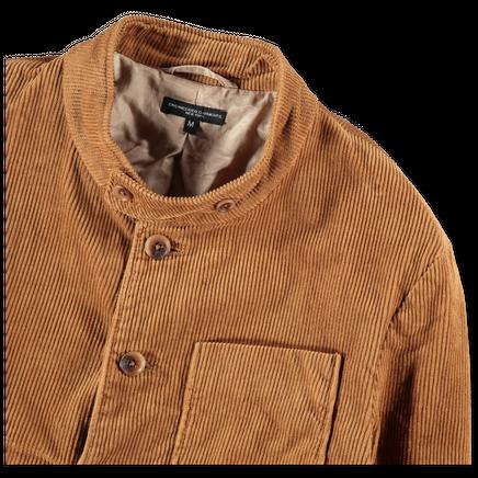 Chestnut Corduroy Grim Jacket