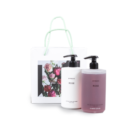 Rose Hand Care Set