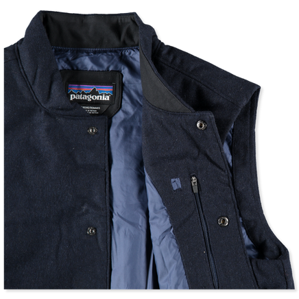 M's Recycled Wool Vest