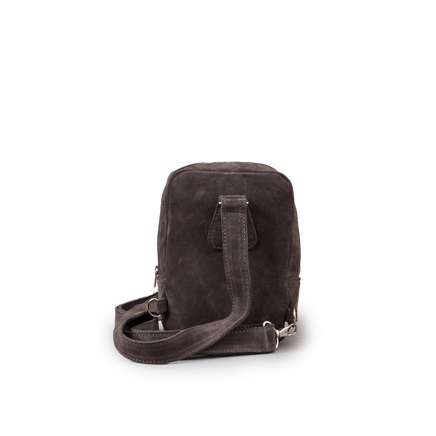 Chest Pouch Suede